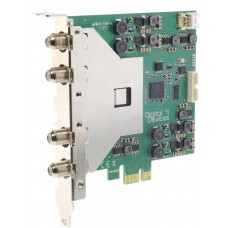 Digital Devices Max SX8 (4/8) - 8 Tuner TV Card - DVB-S2/DVB-S2X Full Spectrum