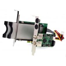 Digital Devices Octopus Twin CI & DuoFlex S2 - Twin Tuner Card DVB-S/S2 (Doppel CI Bridge)