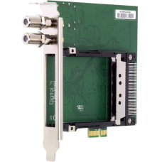 Digital Devices OctopusCI S2 Pro Advanced - Twin CI and Twin DVB-S2 Tuner for PCIe Slot